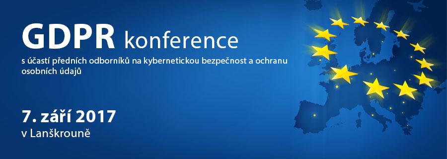 GDPR konference
